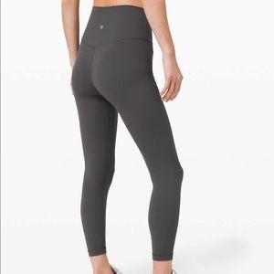 Lululemon Graphite Gray Align Pant
